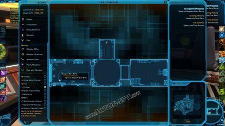 NPC: Sergeant Elara Dorne image 2 middle size