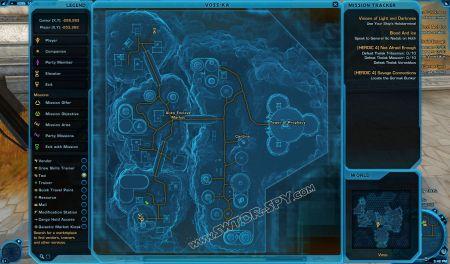 NPC: Lieutenant Randa image 2 middle size
