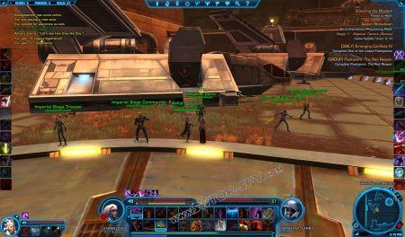 NPC: Sergeant Darro image 1 middle size
