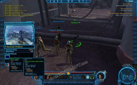 NPC: Celestra image 1 middle size