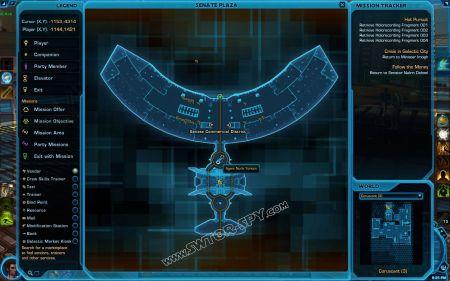NPC: Agent Nurls Yorksin image 2 middle size