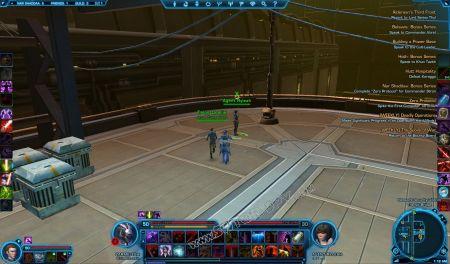 NPC: Agent Ryleah image 1 middle size