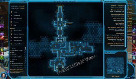 NPC: Agent Ryleah image 2 middle size