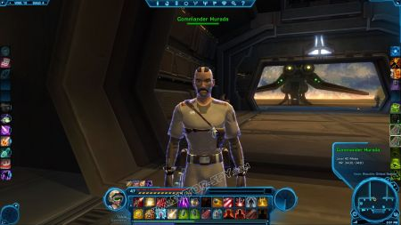 NPC: Commander Hurada image 3 middle size