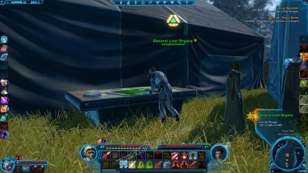 NPC: General Linel Organa image 3 middle size