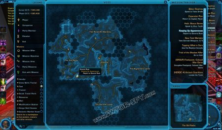 NPC: General Rosh image 3 middle size