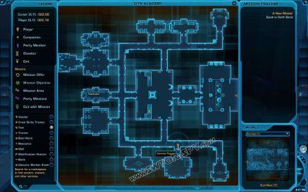 NPC: Overseer Ragate image 2 middle size