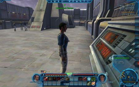 NPC: Lieutenant Xorem image 3 middle size