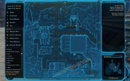 NPC: Lieutenant Xorem image 2 middle size