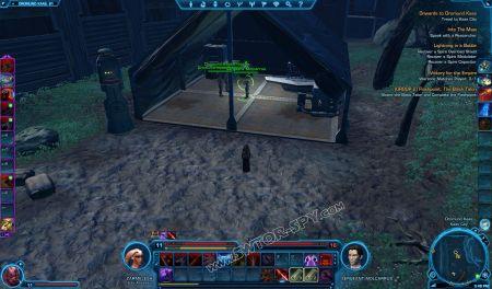 NPC: Sergeant Molcarrus image 1 middle size