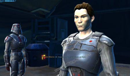 NPC: Sergeant Molcarrus image 3 middle size