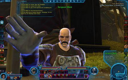 NPC: Sergeant Mack image 3 middle size
