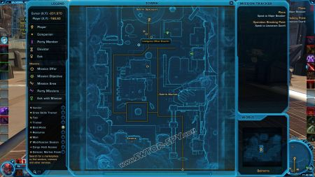 NPC: Intelligence Officer Breerdin image 2 middle size