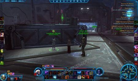 NPC: Lieutenant Doresh image 1 middle size