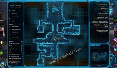 NPC: Lieutenant Doresh image 2 middle size