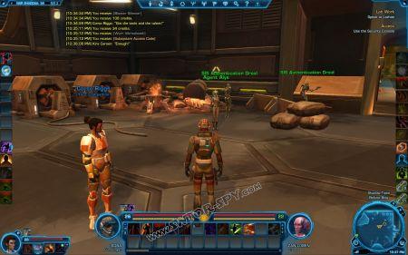 NPC: Agent Alys image 1 middle size