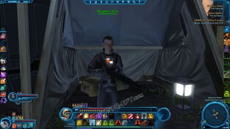 NPC: Sergeant Jolis image 3 middle size