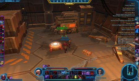 NPC: Destris Veran image 1 middle size