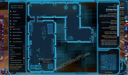 NPC: Destris Veran image 2 middle size