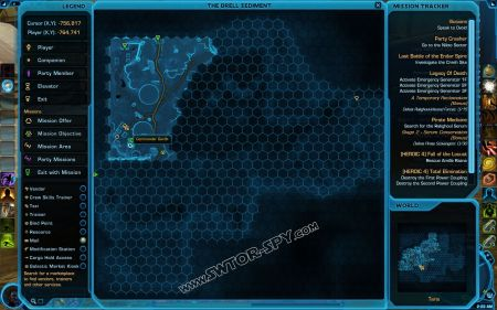 NPC: Commander Gardit image 2 middle size