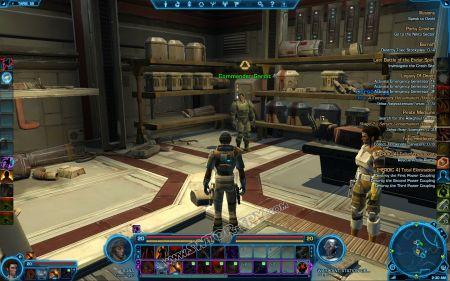 NPC: Commander Gardit image 1 middle size