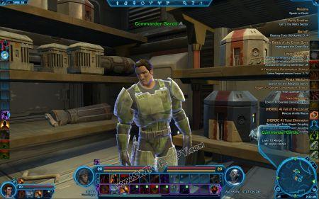 NPC: Commander Gardit image 3 middle size