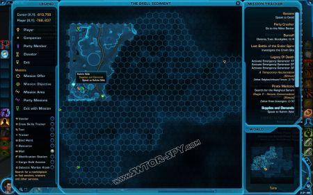 NPC: Kharin Wek image 2 middle size