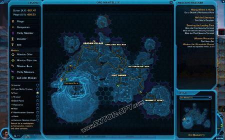 NPC: Field Agent Burne image 2 middle size