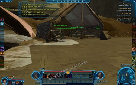 NPC: Commander Bhoenn image 1 middle size