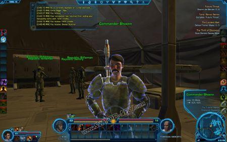NPC: Commander Bhoenn image 3 middle size