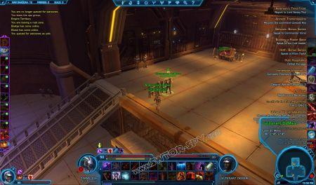 NPC: Lieutenant DeMare image 1 middle size