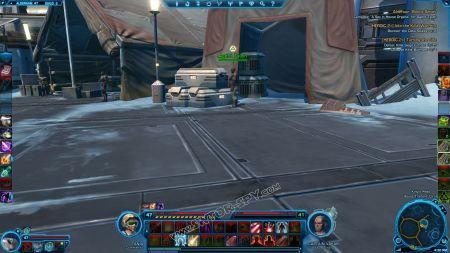 NPC: Agent Tyuth image 1 middle size