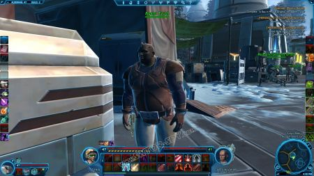 NPC: Agent Tyuth image 3 middle size