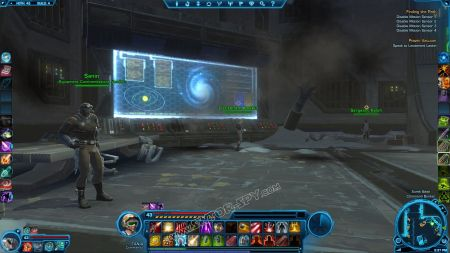 NPC: Lieutenant Laskin image 1 middle size