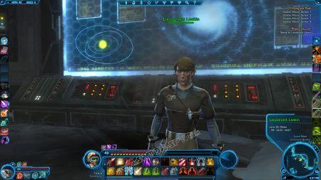 NPC: Lieutenant Laskin image 3 middle size