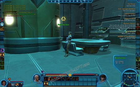 NPC: Reid Gandon image 1 middle size