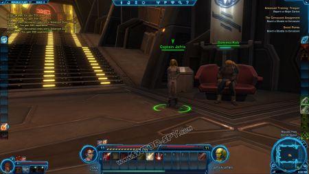 NPC: Captain Jefris image 1 middle size