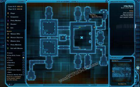 NPC: Overseer Tremel image 4 middle size