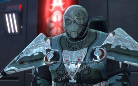 NPC: Overseer Tremel image 5 middle size