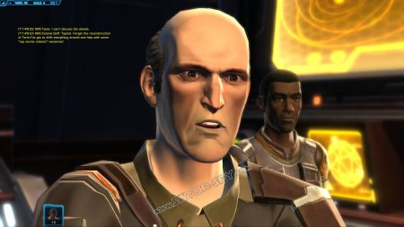 NPC: Colonel Gaff image 1 middle size