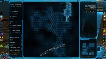 NPC: Tythan Phomm image 2 middle size