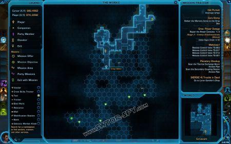 NPC: Ensign Belkan image 2 middle size