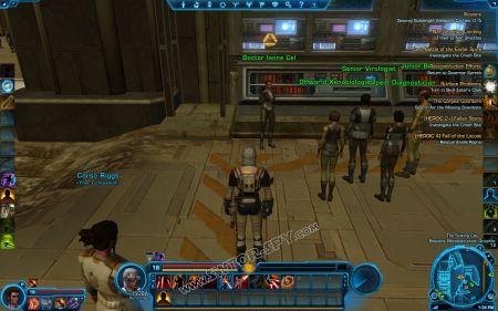 NPC: Engineer Ferron image 1 middle size