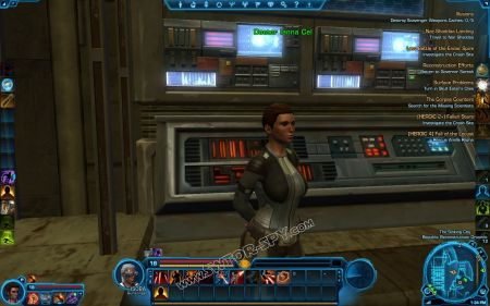 NPC: Engineer Ferron image 3 middle size