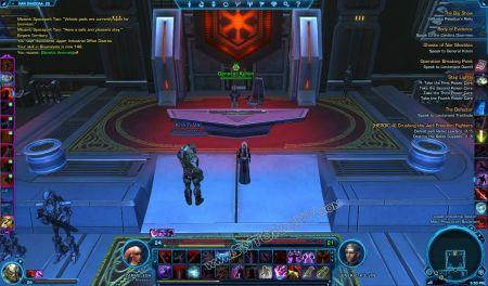 NPC: General Kolvin image 1 middle size