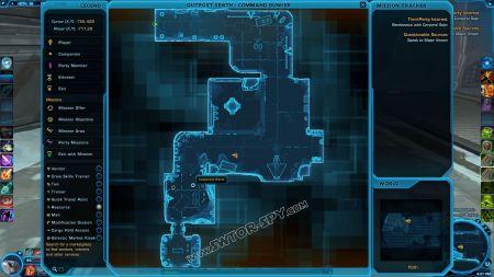 NPC: Lieutenant Kieral image 2 middle size