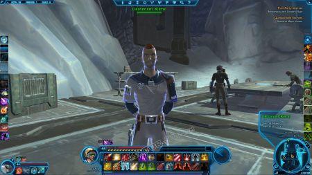 NPC: Lieutenant Kieral image 3 middle size