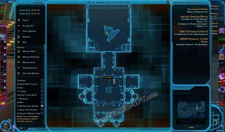 NPC: Ensign Reyal image 2 middle size