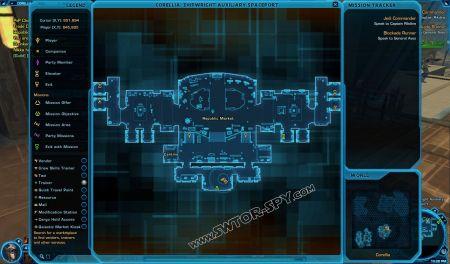 NPC: Sergeant Larus image 2 middle size