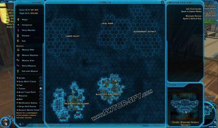 NPC: Sergeant Larus image 3 middle size